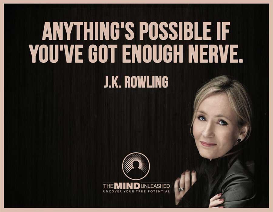 Wise Woman JK Rowling