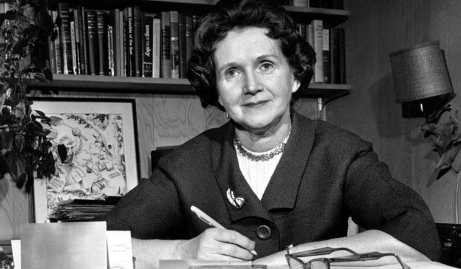Wise Woman Rachel Carson