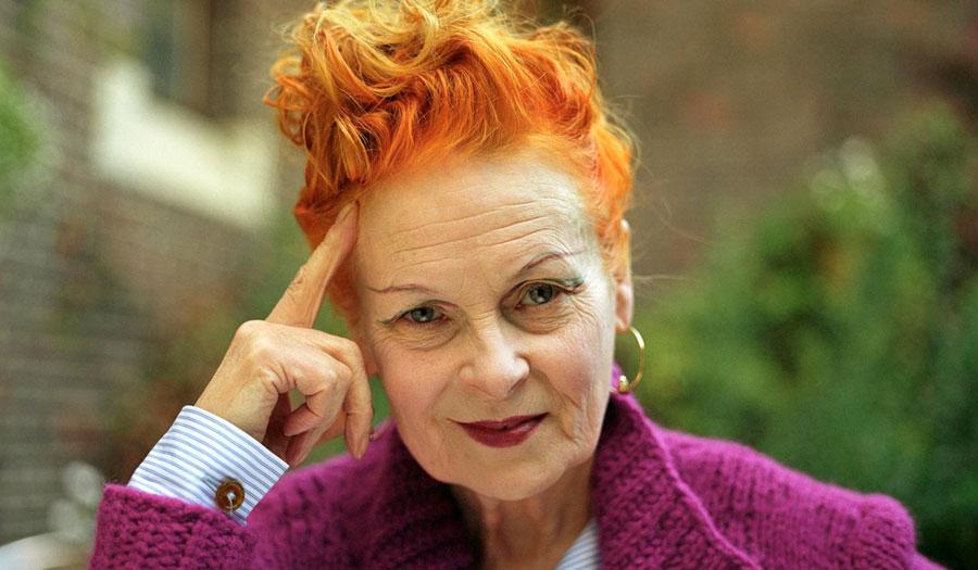 Wise Woman Vivienne Westwood